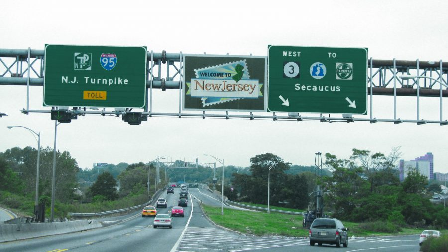 "NJ Turnpike, autoestrada mencionada na letra de ""Born to Run"""